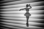 Berlin 2016 Serie: Dancing Shadow
